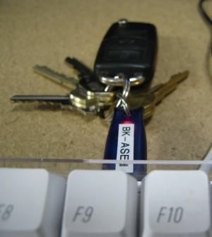 TB & VW Keys