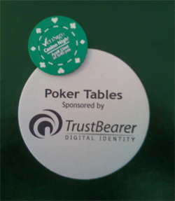 TrustBearer Poker Tables